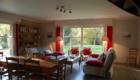Salon maison d'hôte Le Touquet Benson House