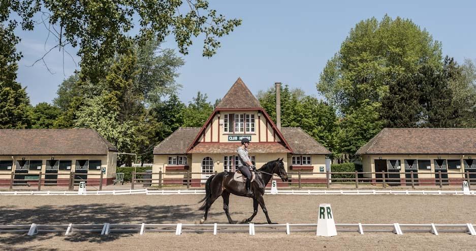 centre equestre touquet